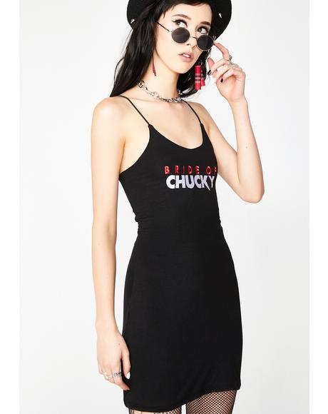 Bride Of Chucky Mini Dress