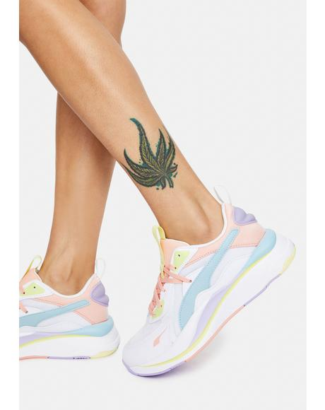 RS Curve Multi Women's Sneakers