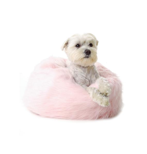 Fluffy Pet My Fur Dog Bed