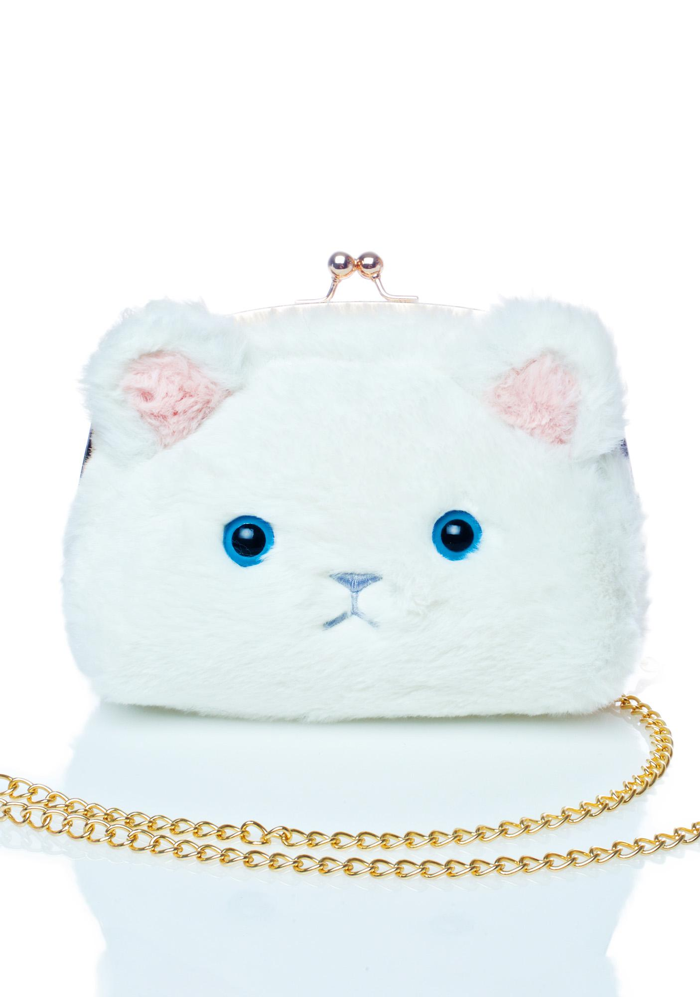 Nila Anthony Cat Clutch