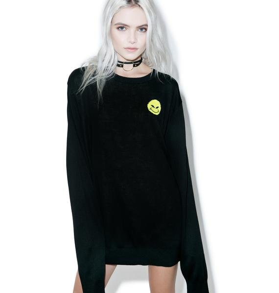 RIPNDIP Smile Alien Knit