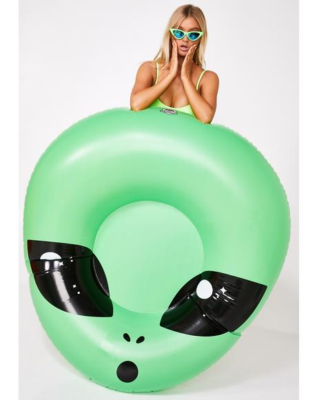 Extraterrestial Pool Float