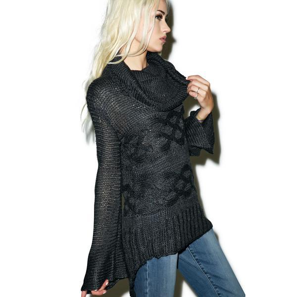 Somedays Lovin Dusty High-Low Sweater