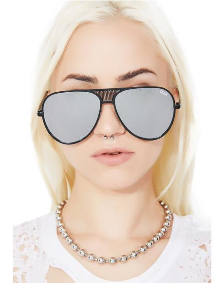 x Kylie Midnight Iconic Sunnies