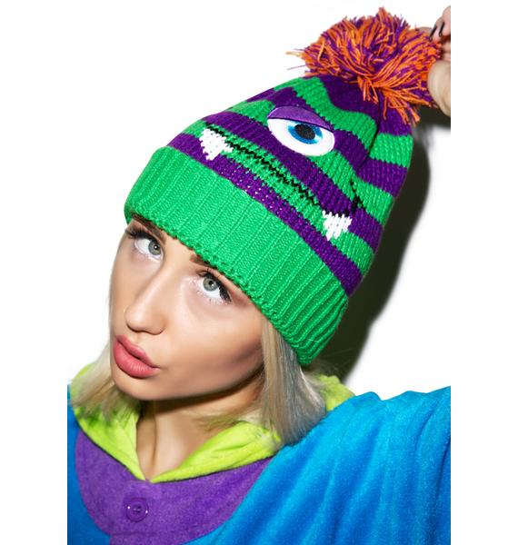 Little Monster Knit Beanie
