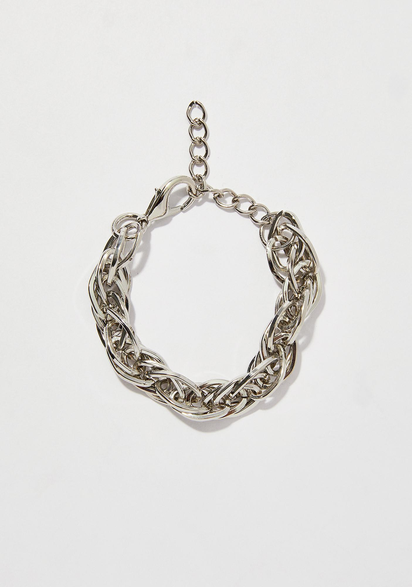 Let's Link Up Chain Bracelet