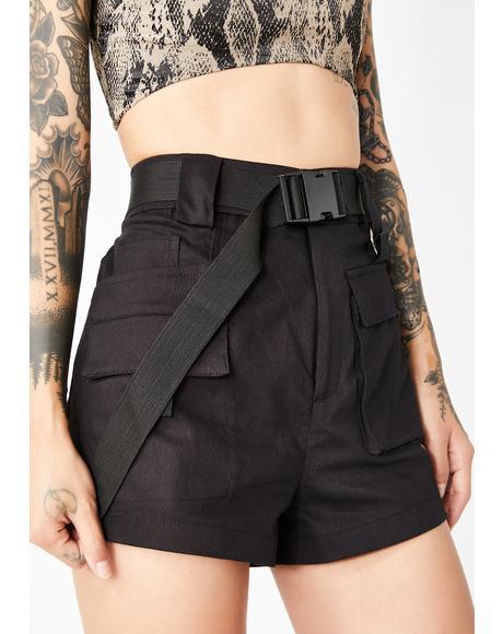 Wicked Harper Shorts