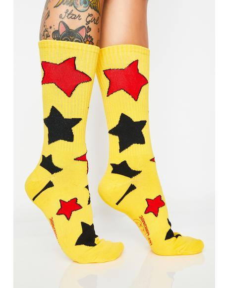 Bode Cheech Wizard Socks