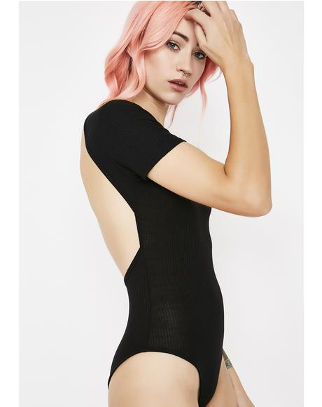 Midnight Backseat Romance Bodysuit