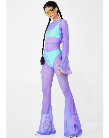 Violette Frou Frou Jumpsuit