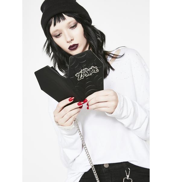 Killstar Lurker Coffin Wallet