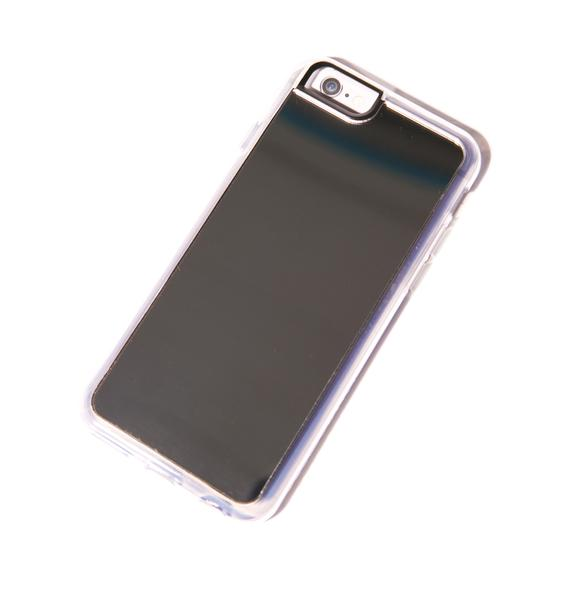 Zero Gravity Silver Mirror iPhone Case