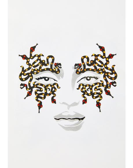 Medusa Face Mask