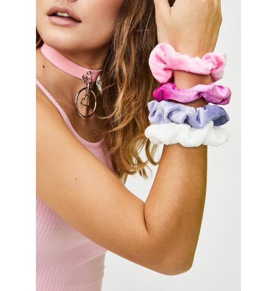 Fairy Forever Scrunchie Set