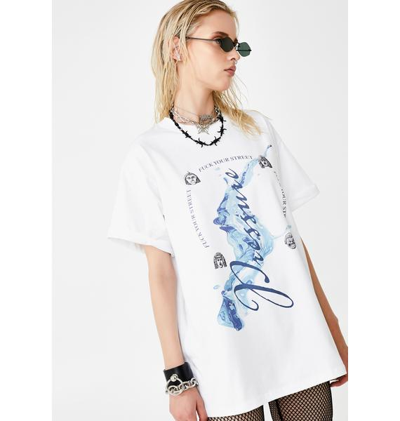 Pressure Clothes Water Graphic Tee