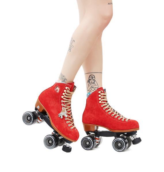 Moxi Roller Skates Poppy Lolly Skates
