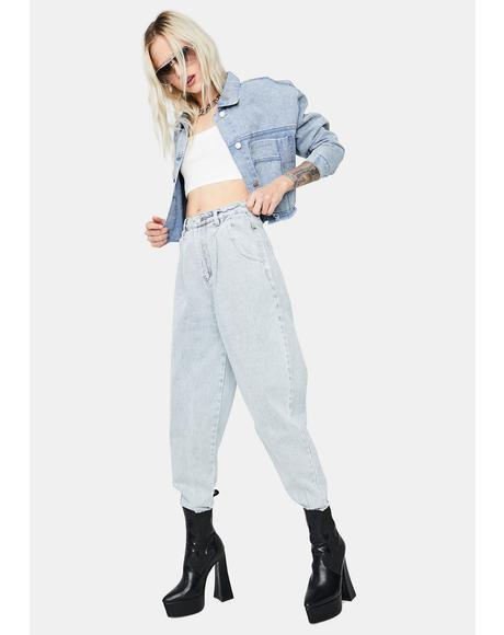 Aqua Need A Rush Denim Jeans