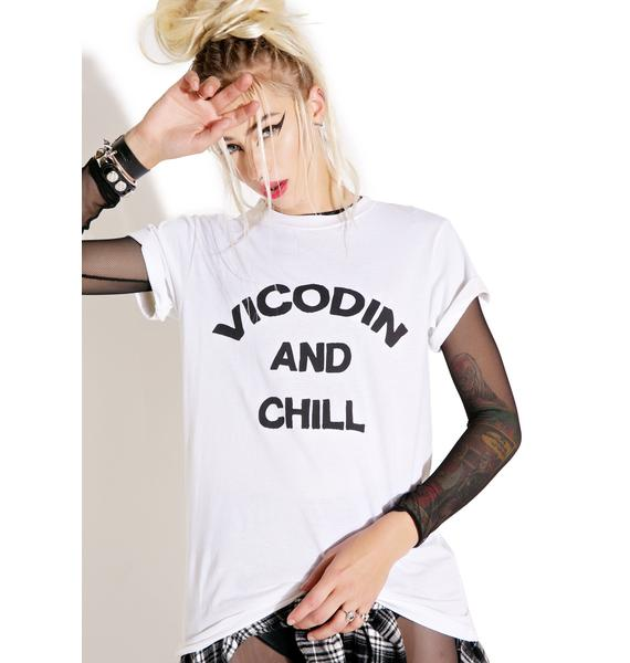 Local Boogeyman Vicodin And Chill Tee
