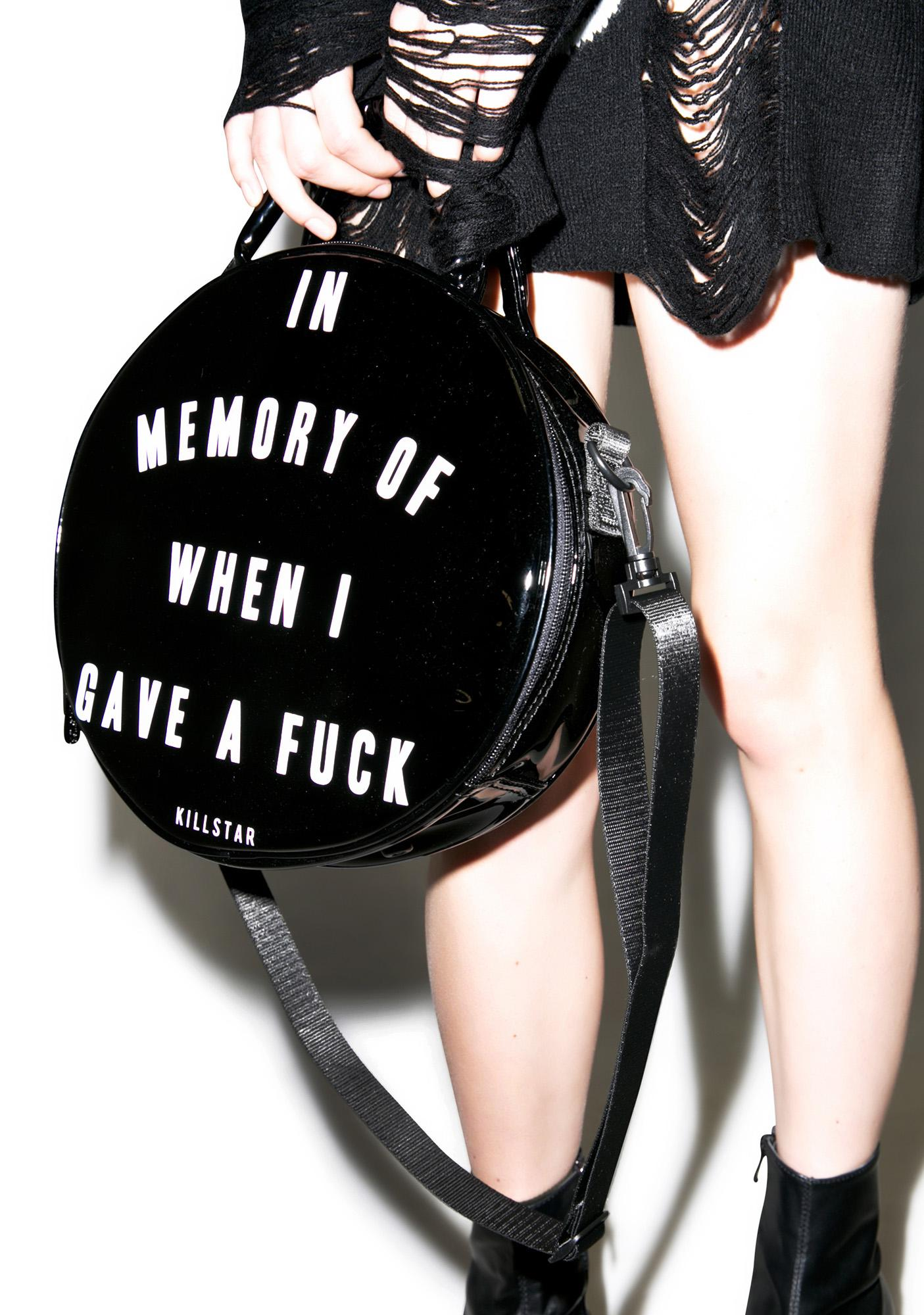 Killstar Memory Handbag