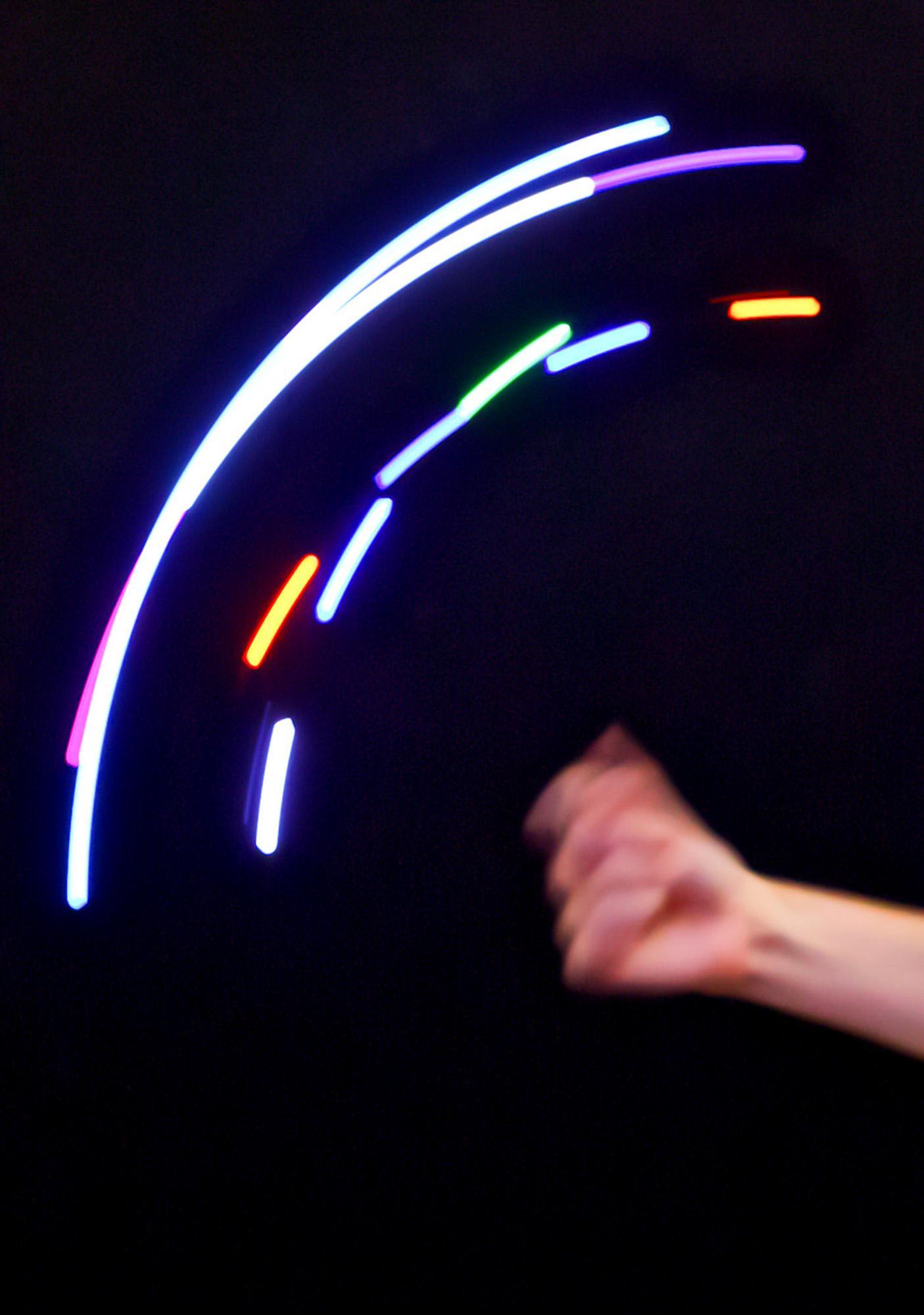 GloFx 4-LED Orbits