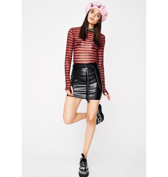 What U Desire Mini Skirt