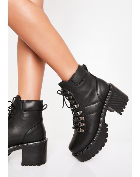 Gurzil Ankle Boots