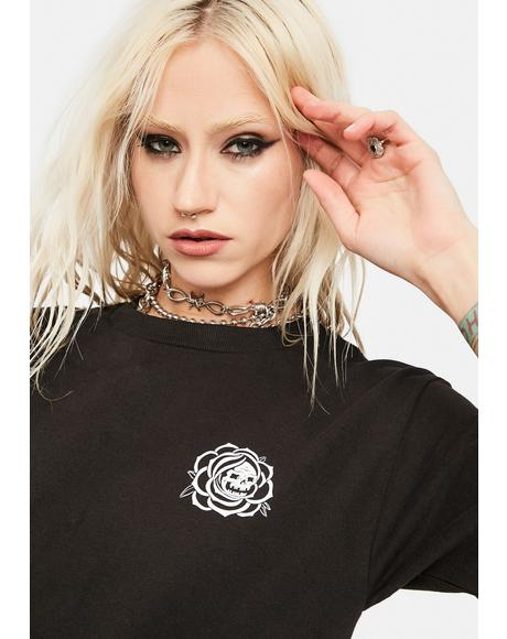 Smell The Roses Graphic Tee