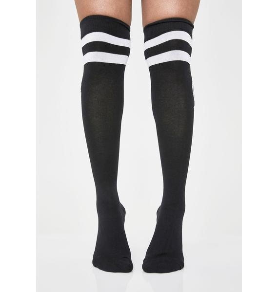 Killstar Moonbeam Long Socks