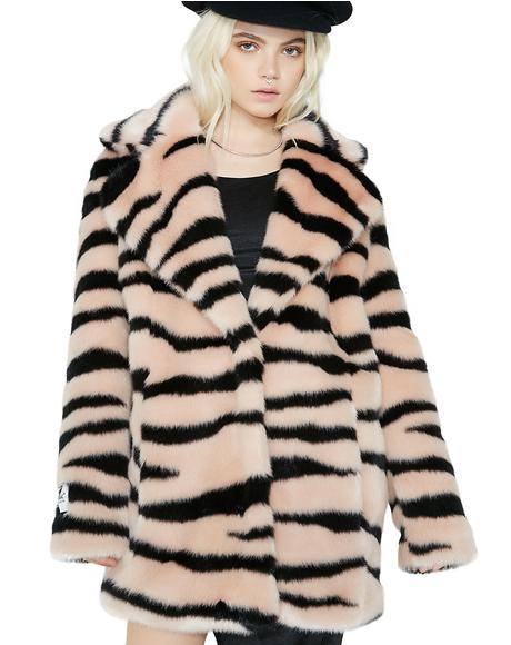 Tiger Heather Coat