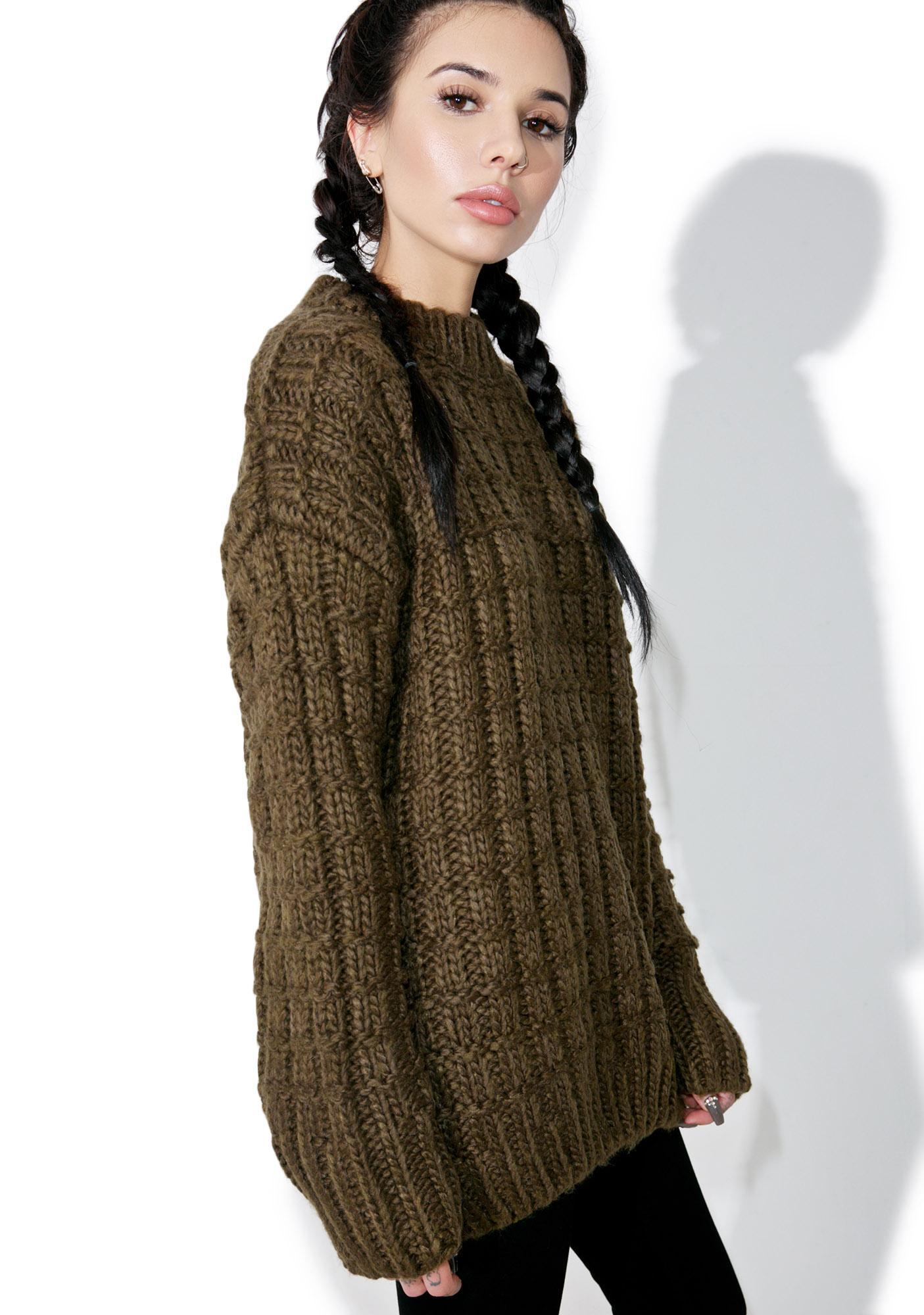 Genesis Chunky Sweater