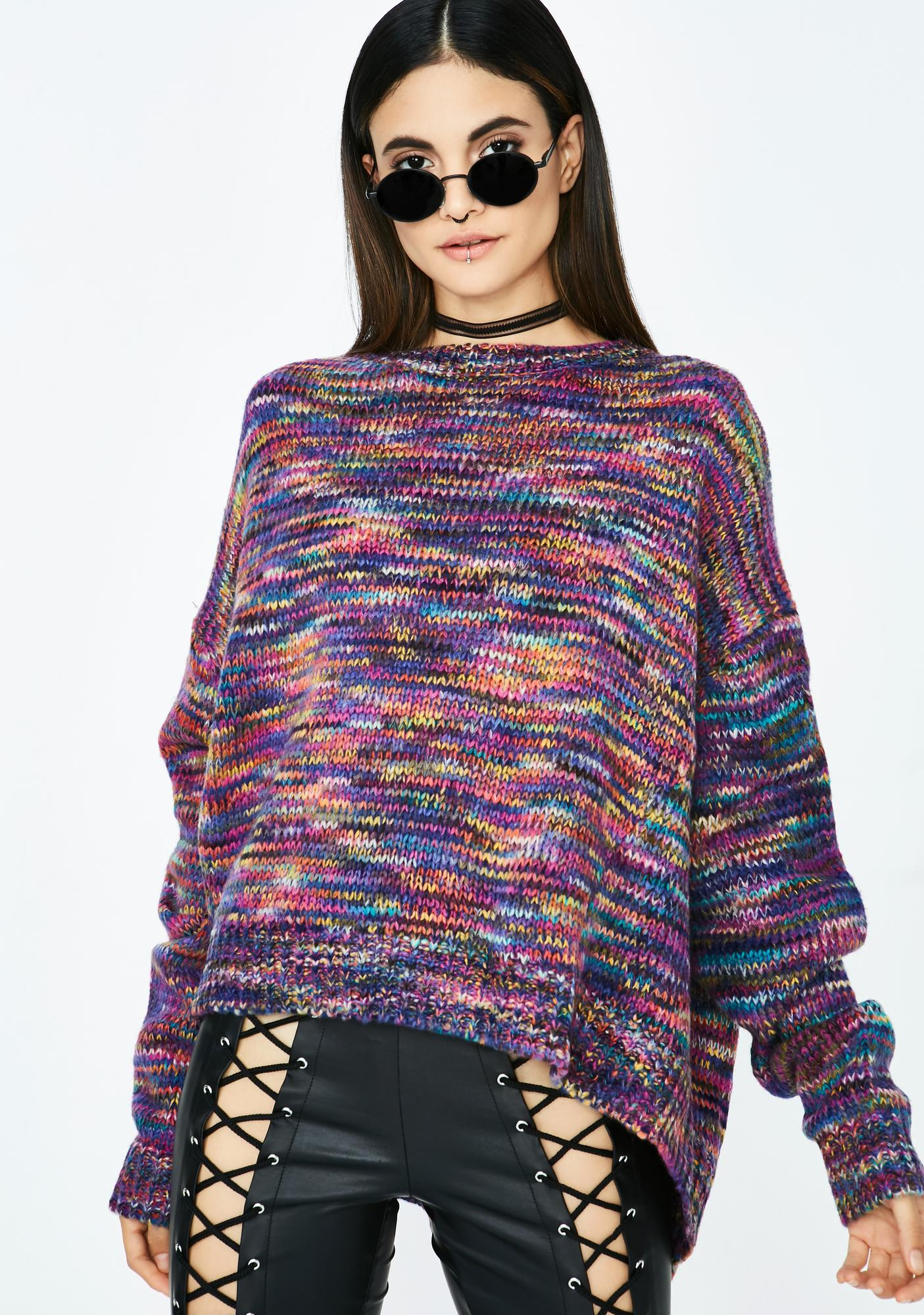 Child's Play Knit Sweater