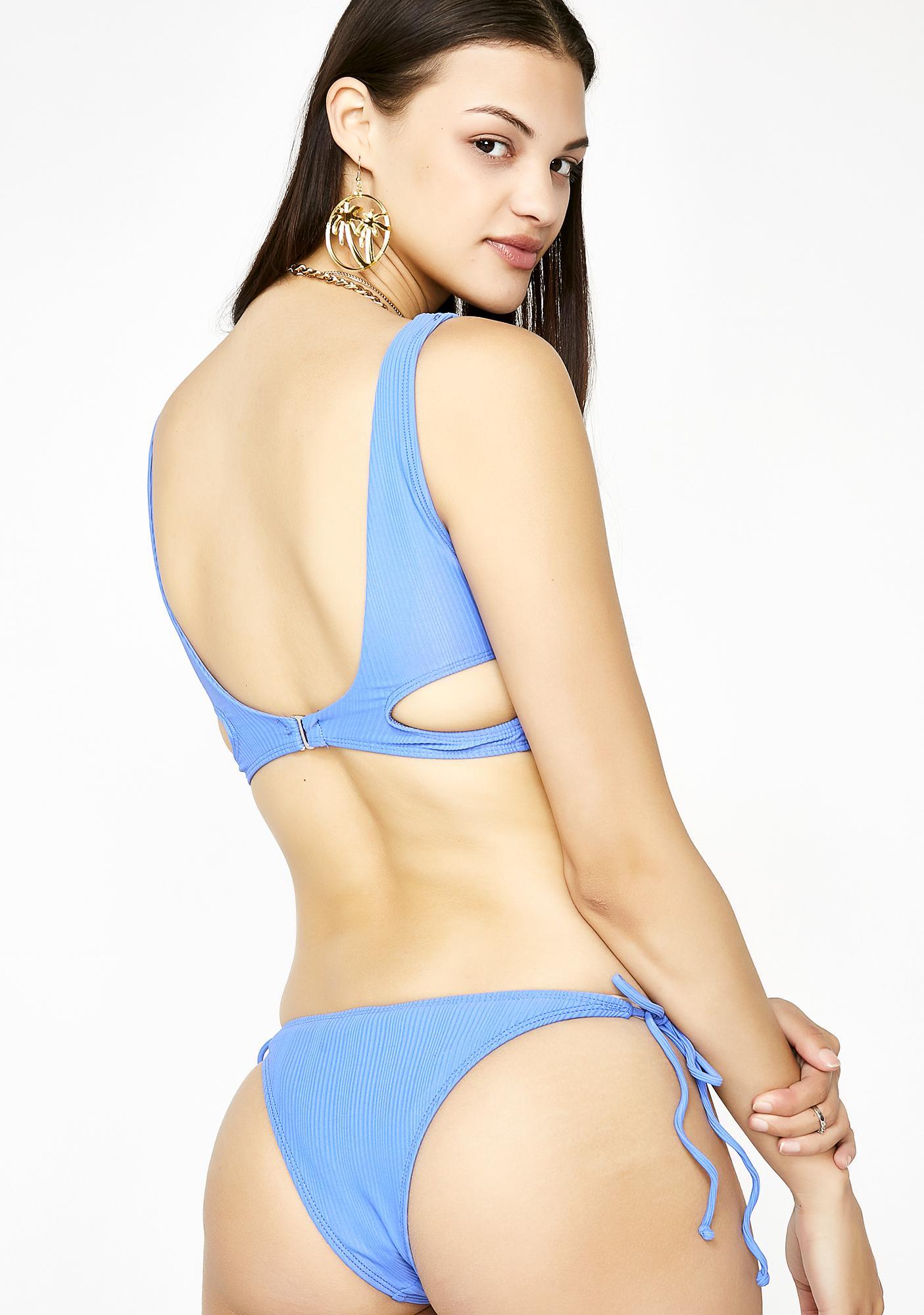 Too Good For You Bikini Bottom