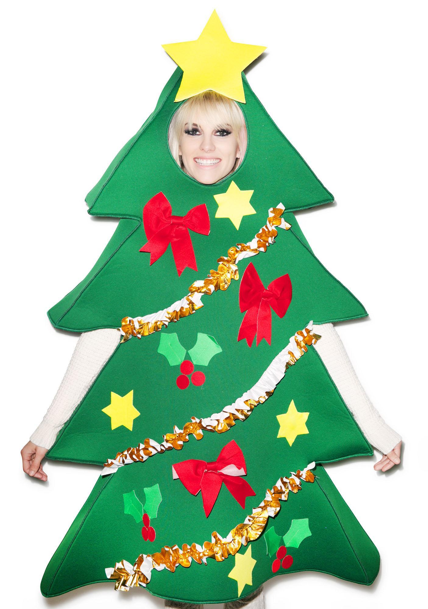 Sazac Christmas Tree Costume