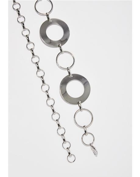 Get Groovy Chain Belt