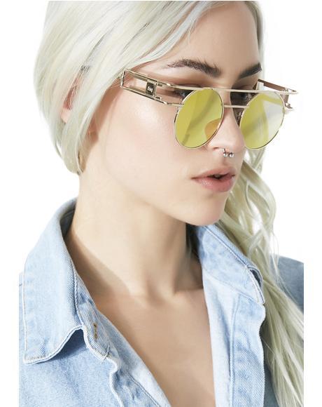Golden Speqz Sunglasses
