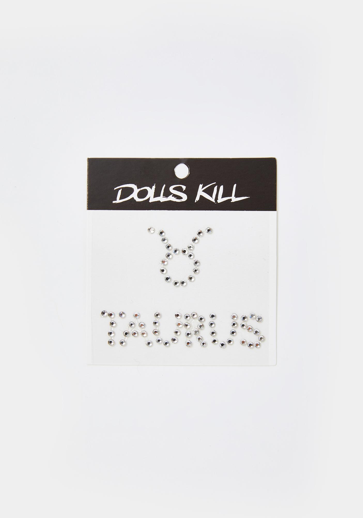 Totally Taurus Face Gems
