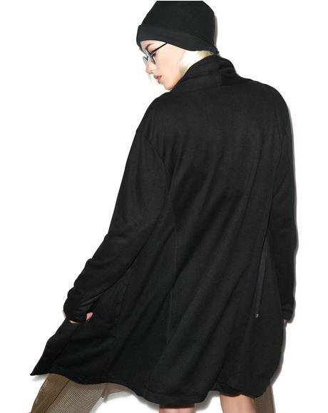 Dark Fantasy Drape Jacket