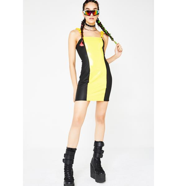 GoGuy Fierce PVC Industrial Dress