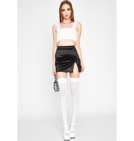 Total Temptation Mini Skirt
