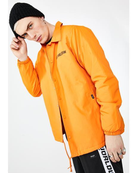 Neue Marka Coaches Jacket