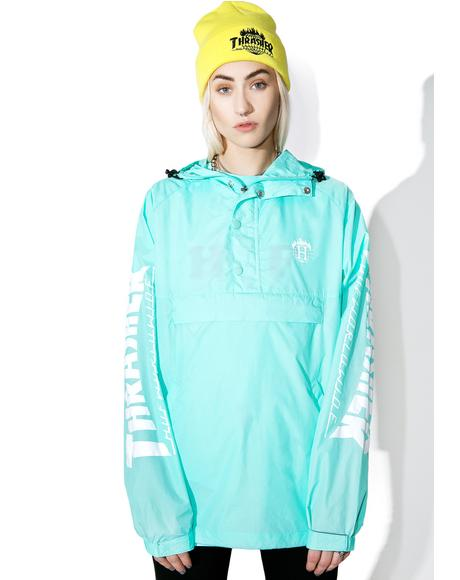 X Thrasher TDS Packable Anorak