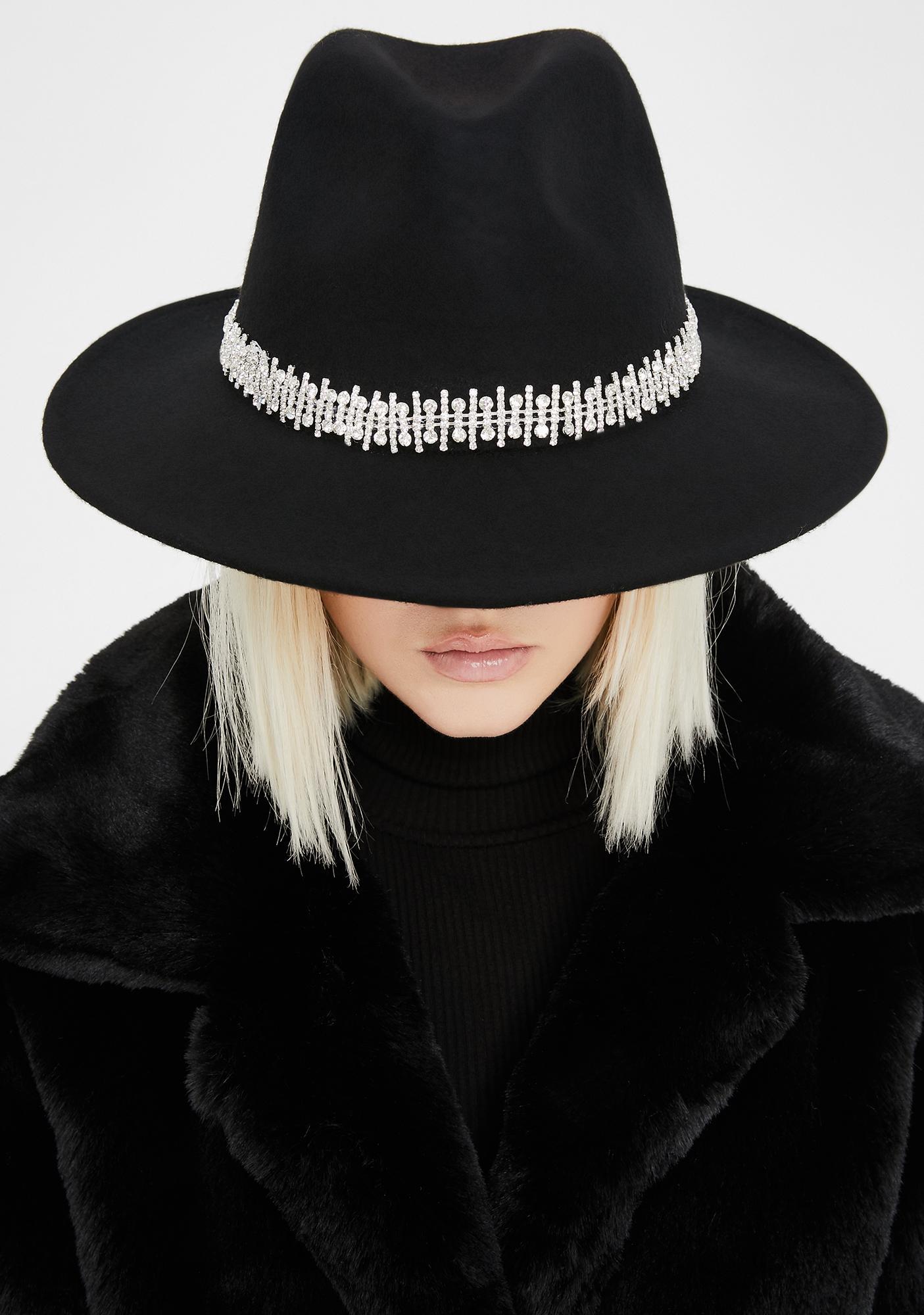 Diamond Outlaw Wide Brim Hat