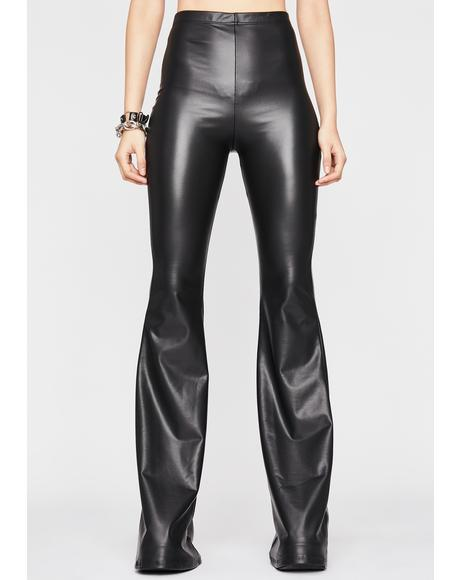 Pain Playa Leather Pants