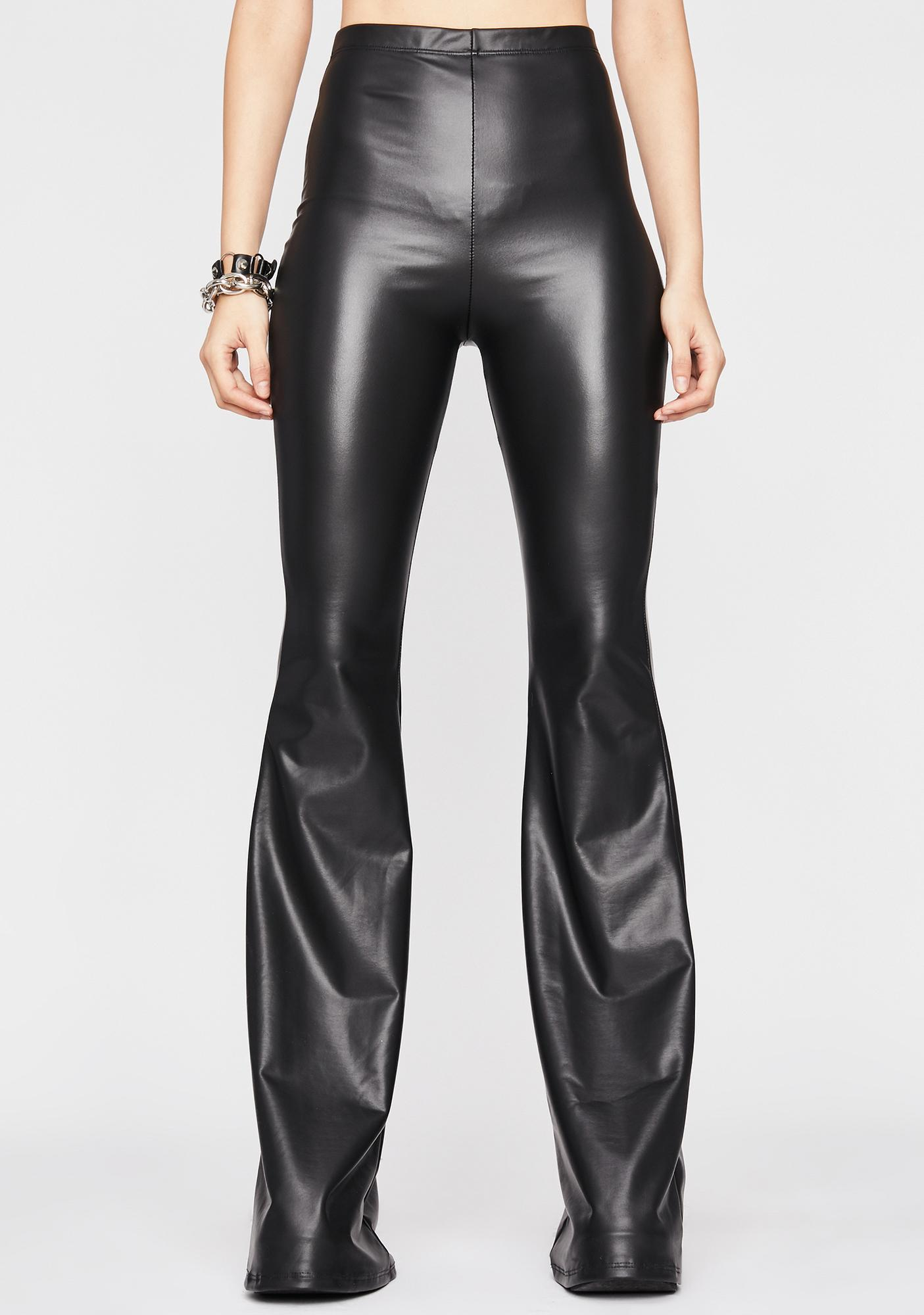 Pain Playa Leather Pants