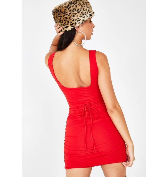 Tiger Mist Cora Dress