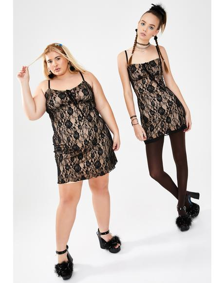 Sugar N' Spice Lace Dress