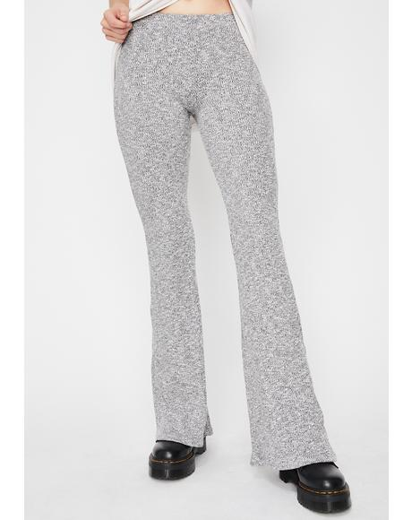 Smoke Kickin' It Flare Pants