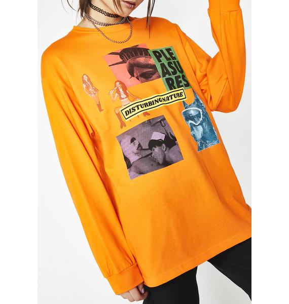 Pleasures Disturbing Long Sleeve