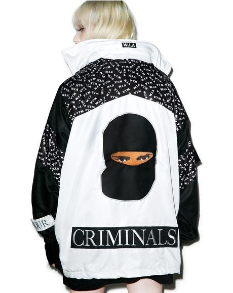 Criminals White Jacket