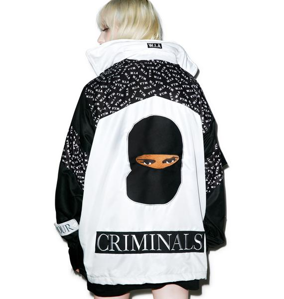 W.I.A Criminals White Jacket